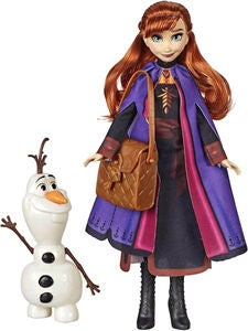 Disney Die Eiskönigin 2 Storytelling Fashion Puppe Anna