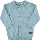 Pippi Strickjacke, Sterling Blue