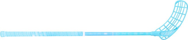 Zone ZUPER AIR 31 Floorballschläger Links, Blue/Turquoise