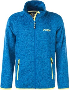 Zigzag Irvine Fleecejacke, Methyl Blue