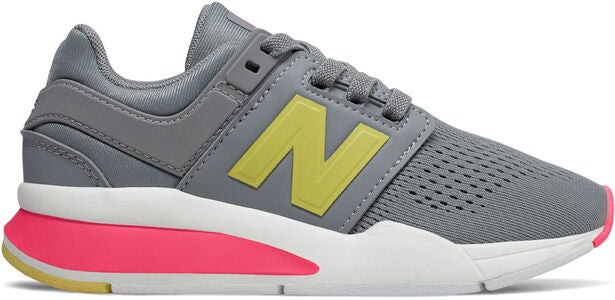 New Balance 247 Sneaker, Grey/Pink