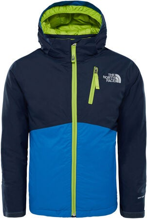 new product 5beb6 f15ad The North Face Youth Chilkat Lace II Junior Stiefel, Tarmac Green/Scarlet  Ibis