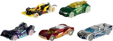 Hot Wheels Autoset 5-er Pack