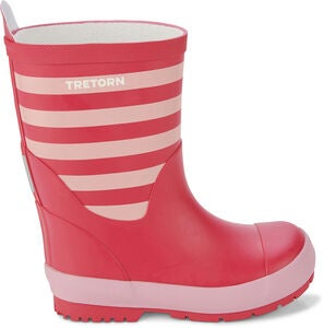 Tretorn Gränna Gummistiefel, Raspberry/Light Rose