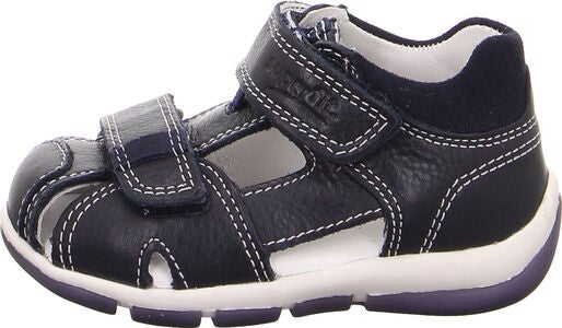 Superfit Freddy Sandalen, Blue