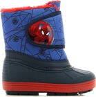 Marvel Spider-Man Winterstiefel, Marineblau
