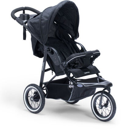 Beemoo Sport City Joggingwagen, Black
