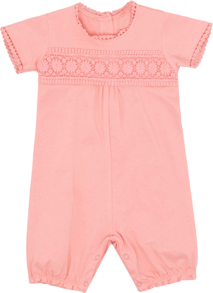 Hust & Claire Maja Jumpsuit S/S, Pink Icing