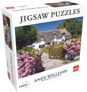 Goliath Games Puzzle Winfrith Cottage 1000 Teile