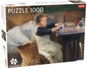 Tactic Puzzle Schjerfbeck The Convalescent 1000 Teile