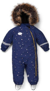 Petite Chérie Amour Winteroverall, Navy Stars