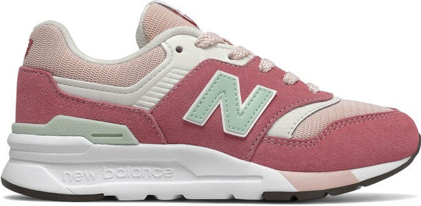 New Balance 997 Sneakers, Madder Rose
