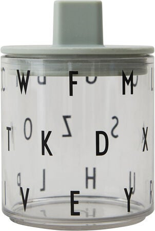 Design Letters Kids Special Edition Trinkglas ABC