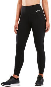 2XU Fitness HiRise Comp Tights, Black