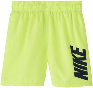 Nike Swim 4 Zoll Volley Badehose, Volt