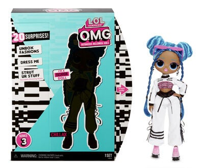 L.O.L. Surprise! OMG Core - Chillax Doll Wave 3