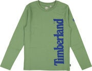 Timberland Langärmliges T-Shirt, Green