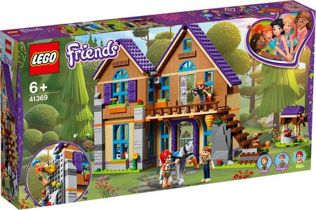 LEGO Friends 41369 Mias Haus