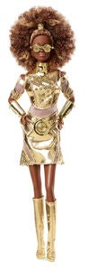 Barbie Entertainment – Star Wars Puppe – C-3PO