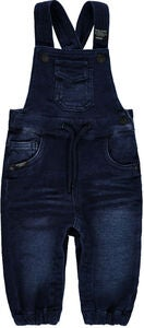 Name it Romeo Latzhose, Dark Blue Denim