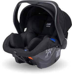Axkid Modukid Infant Babyschale, Black