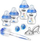Tommee Tippee CTN Bottle Starter Kit, Blue