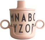 DESIGN LETTERS Grow With Your Cup Melaminbecher, Nude