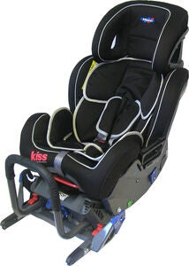 Klippan Kindersitz Kiss 2 Plus, Freestyle