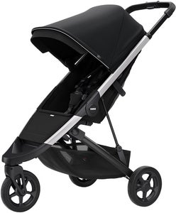 Thule Spring Buggy, Midnight Black