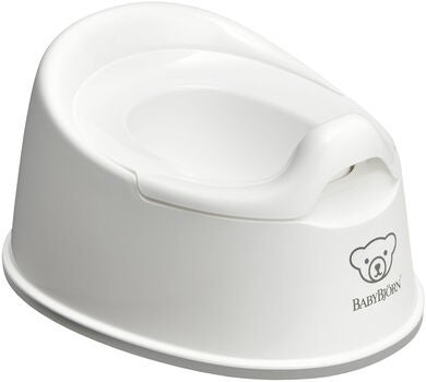 BabyBjörn Smart Töpfchen, White/Grey