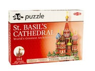 Tactic Puzzle 3D Puzzle St. Basil's Cathedral