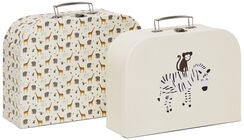 Alice & Fox Papptasche Safari Adventure 2er-Pack