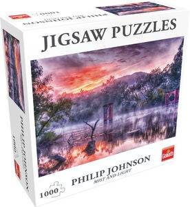 Goliath Games Puzzle Mist And Light 1000 Teile