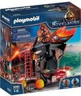 Playmobil 70393 Burnham Raiders Feuerrammbock