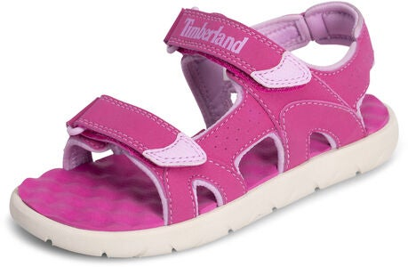 Timberland Perkins Row 2 Strap Sandale, Pink