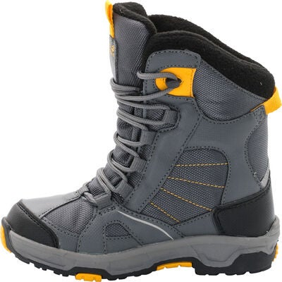 best service c5755 48e5d Jack Wolfskin Snow Ride Texapore Stiefel, Burly Yellow
