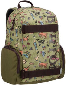 Burton Emphasis Youth Rucksack, Campsite Critters