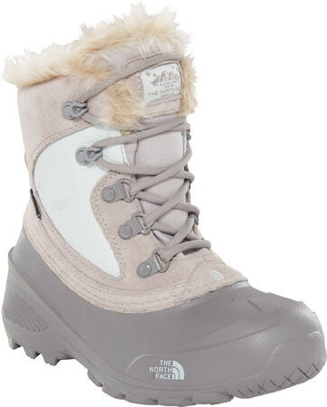 The North Face Youth Shlista Extreme Winterstiefel, Foil Grey/ Icee Blue