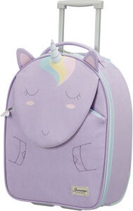 Samsonite Einhorn Lilly Kindertrolley, Lila