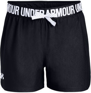 Under Armour Play Up Shorts, Black