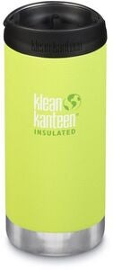 Klean Kanteen TKWide Wide Café Cap Thermosbecher 355ml, Juicy Pear
