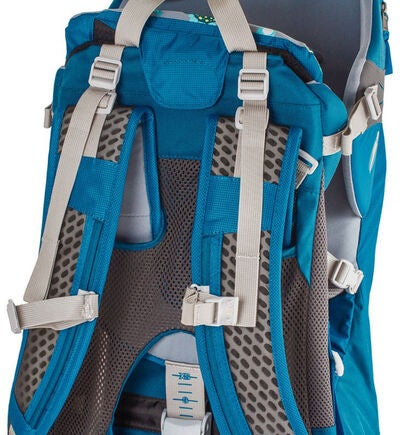 LittleLife Freedom S4 Kindertrage, Blue