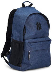 New York Yankees Rucksack, Blau