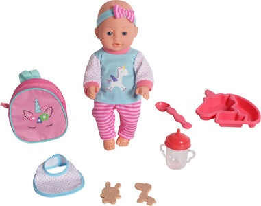 Dream Collection Lilly Puppenset 30 cm