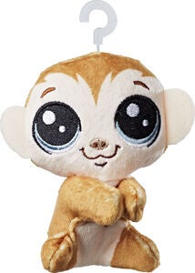 Littlest Pet Shop Kuscheltier Clicks Monkeyford