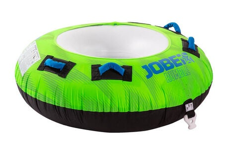 JOBE Rumble Towable Funtube Wasserreifen 1 Person Grün