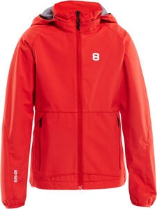 8848 Altitude Aino Jr Outdoorjacke, Poppy