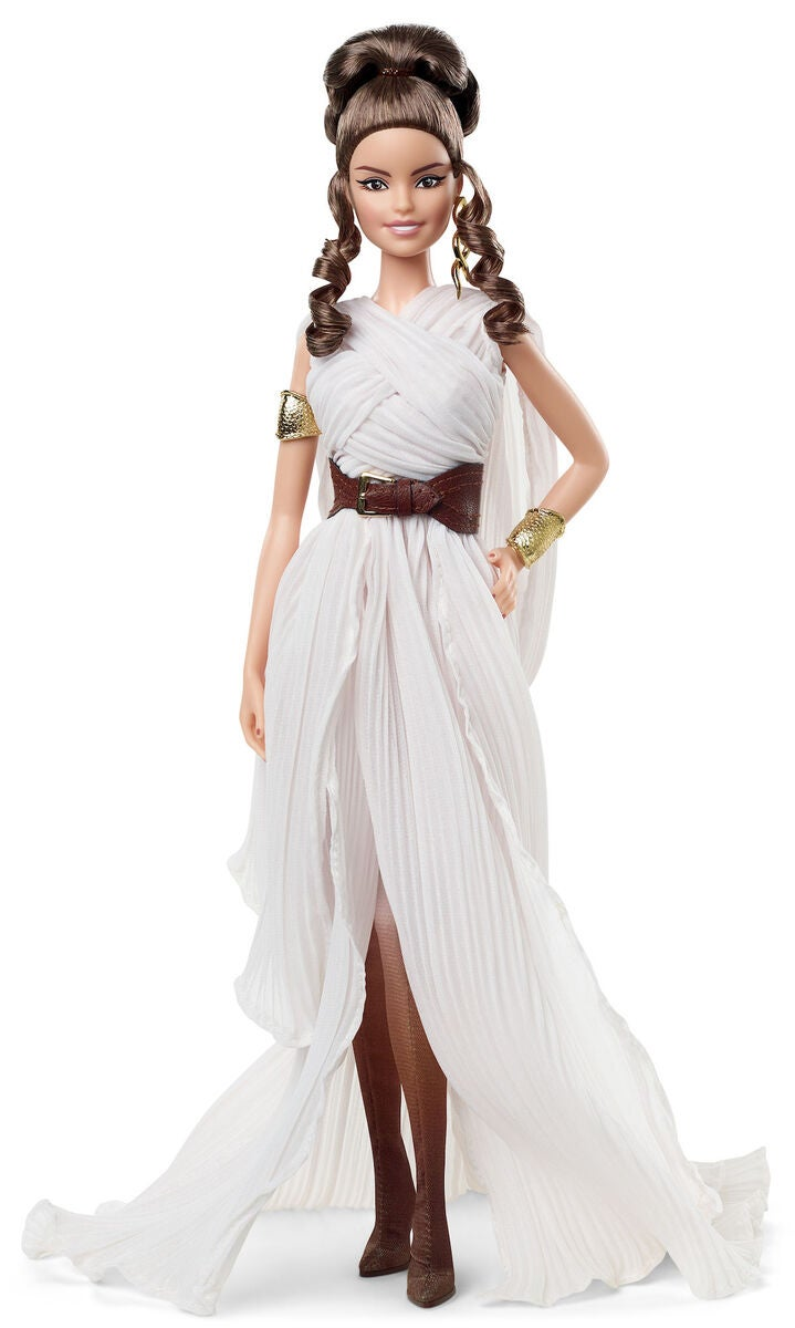 Barbie Star Wars Rey X Barbie Puppe