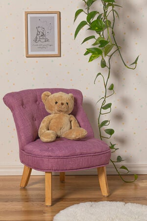 Alice & Fox Sessel Silla, Rosa