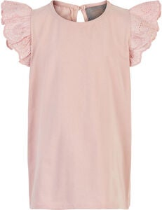 Creamie Lace T-Shirt, Rose Smoke